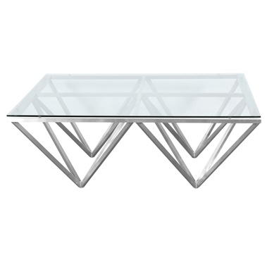 Cascade Rectangular Coffee Table