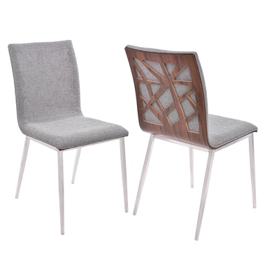 Crystal Dining Chair (Set of 2)