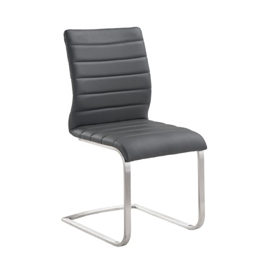 Fusion Contemporary Side Chair (Set of 2)