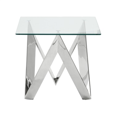 Scarlett Square End Table