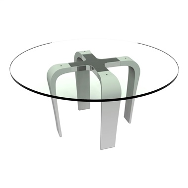 Cirrus Round Dining Table