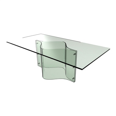 Onda Rectangular Dining Table