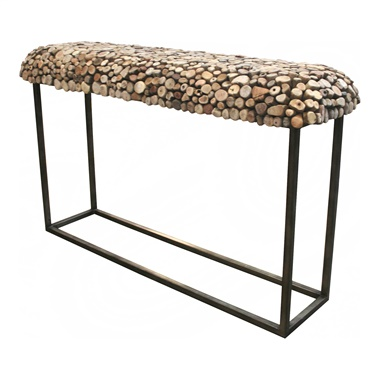 Pebble Sofa Table