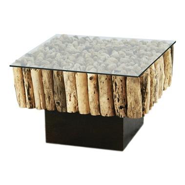 Safari End Table