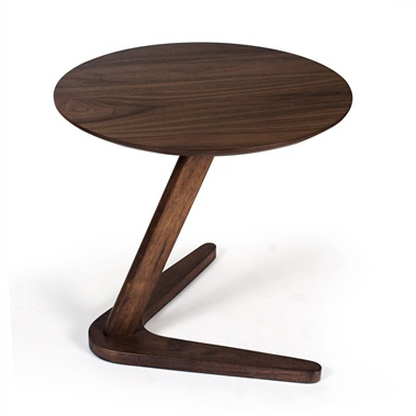 Boomerang Side Table