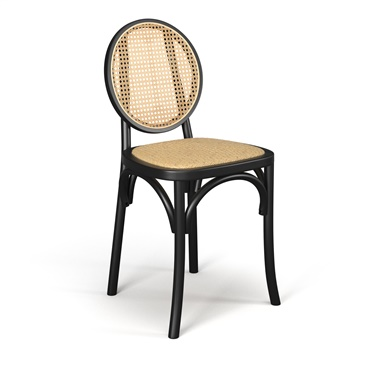 Callan Round Dining Chair (Set of 2)