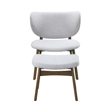 Carlson Lounge Chair & Ottoman