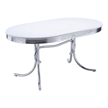 Cleveland Oval Retro Table