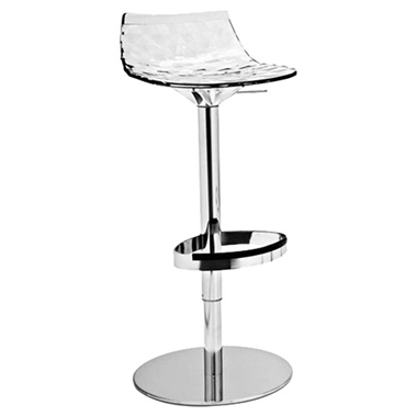 Ice Adjustable Stool