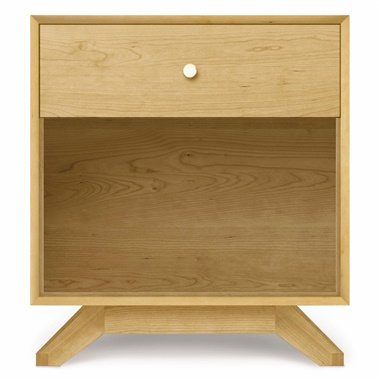 Copeland Furniture Astrid 1-Drawer Nightstand