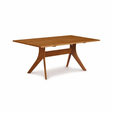 "Copeland Furniture Audrey 72"" Fixed-Top Table"