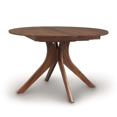 "Audrey 48"" Round Extension Table"