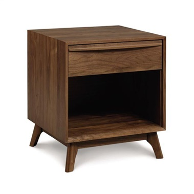 Copeland Furniture Catalina 1-Drawer Nightstand