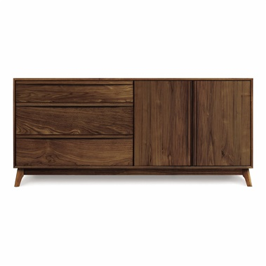 Copeland Furniture Catalina 3-Drawer / 2-Door Dresser