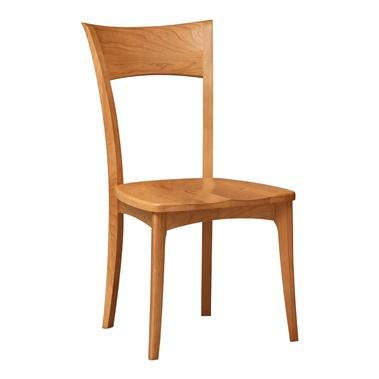 Copeland Furniture Ingrid Side Chair - Wood Seat
