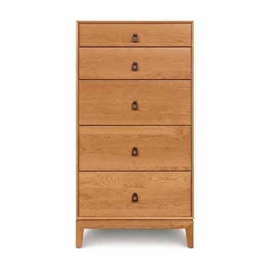 Copeland Furniture Mansfield 5-Drawer Chest