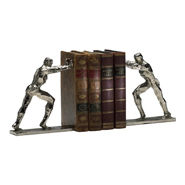 Iron Man Bookends (Set of 2)