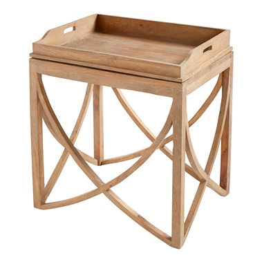 Lancet Arch Tray Table