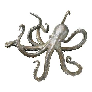 Octopus Shelf Decor Figurine