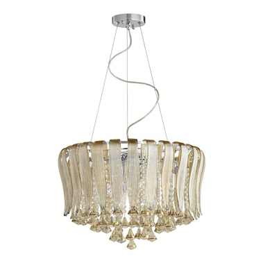 Olivia 8 Lights Pendant