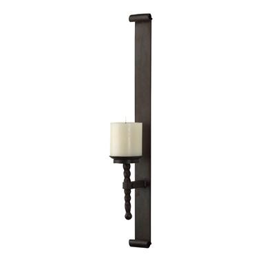 Post Wall Candleholder