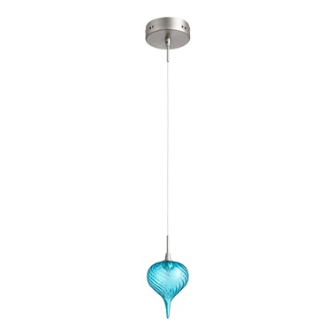 Teardrop 1 Light Mini Pendant