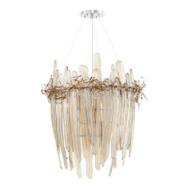 Thetis 9 Lights Crystal Chandelier