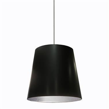 1 Light Oversized Drum Pendant - OD-M