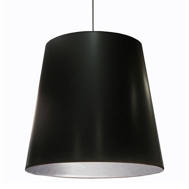 1 Light Oversized Drum Pendant - OD-XL