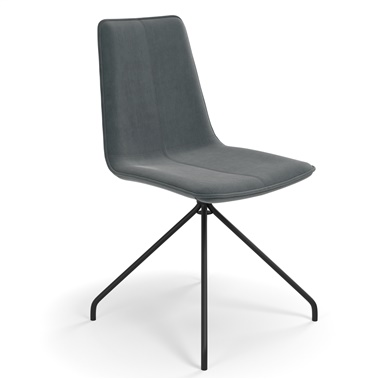 Damian Velvet Side Chair