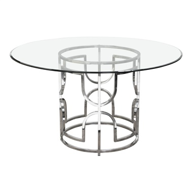 "Avalon 54"" Round Dining Table"