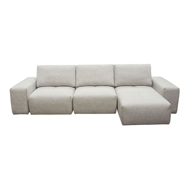 Jazz Modular 3-Seater Sectional Sofa