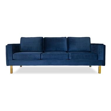 Lexington Velvet Sofa