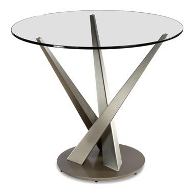 Crystal Bistro Table