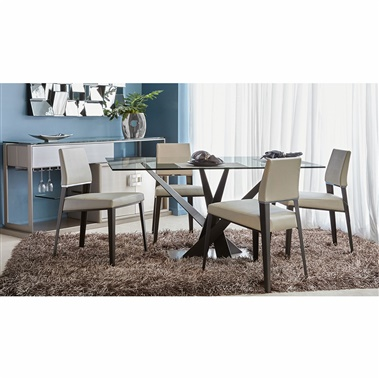 Crystal/Vivian Dining Set
