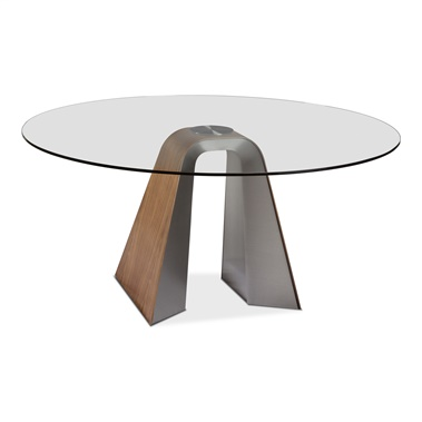 Hyper Round Dining Table