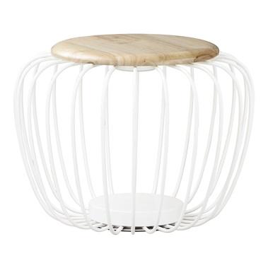 Cage Round Floor Lamp
