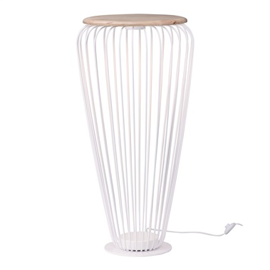 Cage Tall Floor Lamp