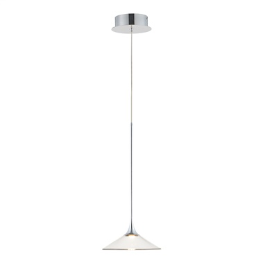 Cono 1-Light LED Mini Pendant