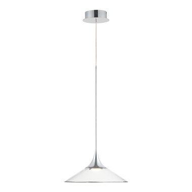 Cono 1-Light LED Pendant