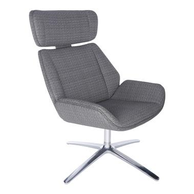 Ana Swivel Lounge Chair