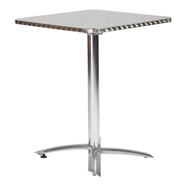 Arden Aluminum Tilt-Top Indoor/Outdoor Table