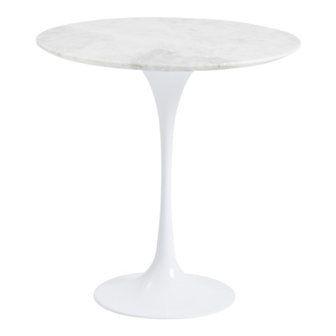 Astrid Marble Side Table