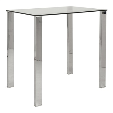 Beth-B Glass Bar Table