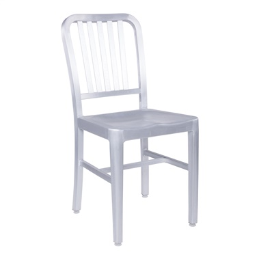 Aluminum Cafe Side Chair