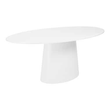 Deodat Oval Dining Table