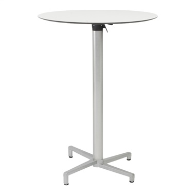 Domino Compact Round Dining Table