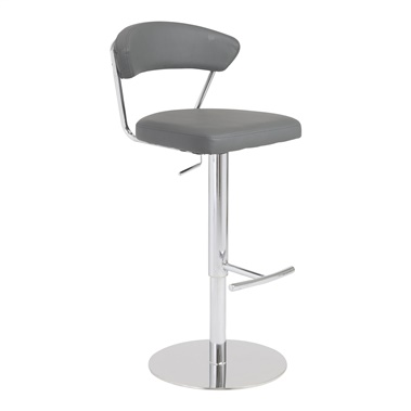 Draco Adjustable Bar/Counter Stool