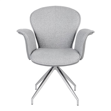 Fella Swivel Arm Chair