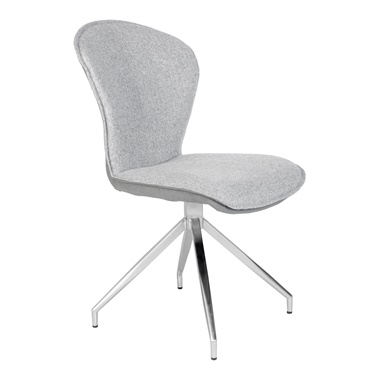 Fella Swivel Side Chair